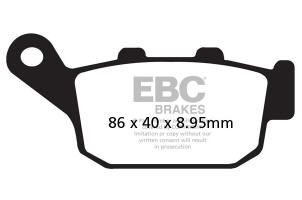 EBC REMBLOK SET SINTERED FA496HH