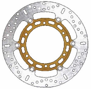 EBC standard replacement brake disc MD2074X
