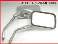 SPIEGEL HONDA VF/F(MF9)CHROME