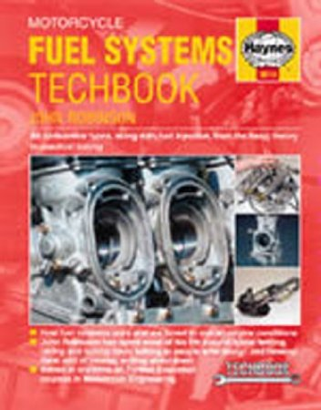 Motorboek Haynes Motorcycle FUEL SYSTEMS TECHBOOK