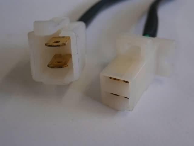 CONNECTORS 2 PINS GROOT
