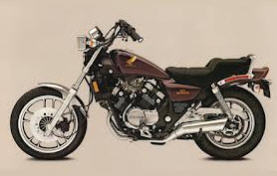 HONDA VF700C(RC21)85-86
