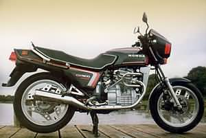 HONDA CX500E(PC06)