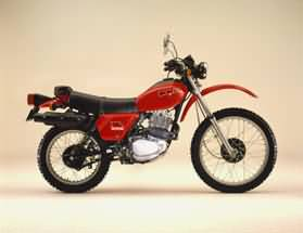 HONDA XL500S(PD01)