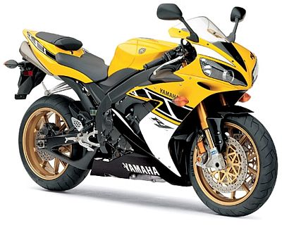 YAMAHA YZF-R1(5VY)04-06 SPECIFICATIES