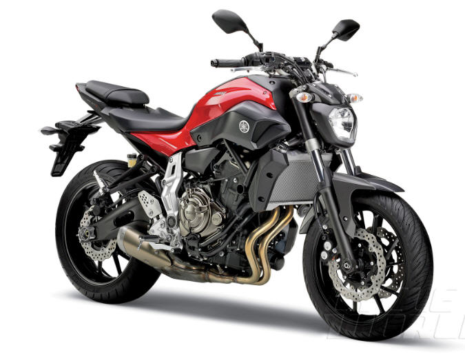 YAMAHA MT-07(RM04)2014> SPECIFICATIES