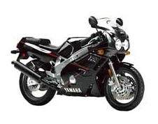 YAMAHA FZR600H(3HE)89-93 SPECIFICATIES