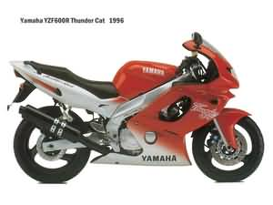 YAMAHA YZF600R(4TV)96-01