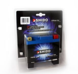Shido Lithium-ion Battery