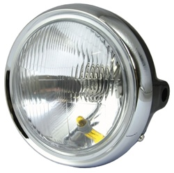 Koplamp model CB250N H4