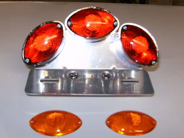 TRIPLE CATEYE TAILLIGHT