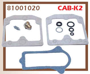 CARBURATEUR REP.SET CAB-K2