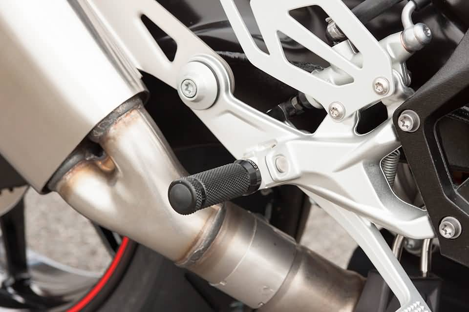 LSL Footpeg bracket kit S1000RR, front