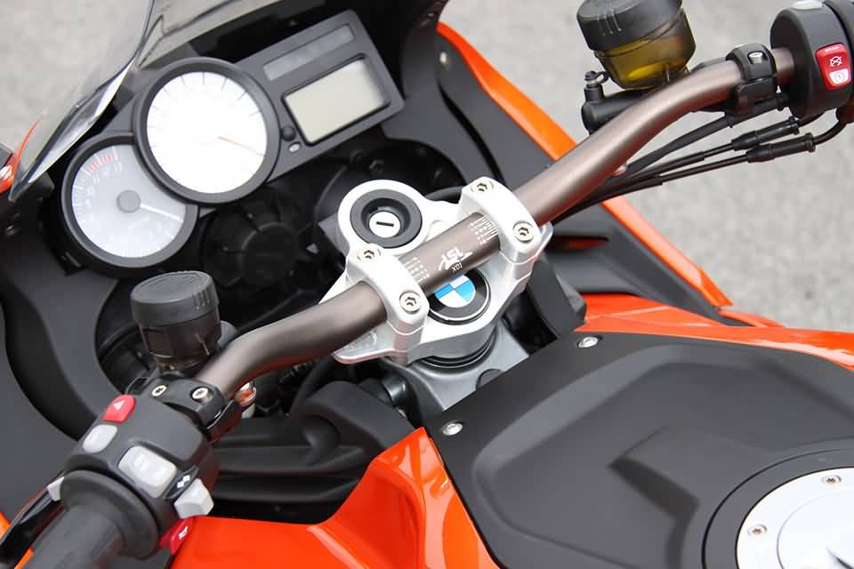 SB-Top Yoke kit BMW K1200S 04-/R 05-