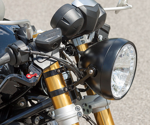 HEADLIGHT BRACKET RNINET