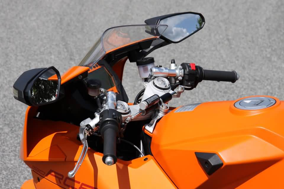 Tour-Match KTM RC8