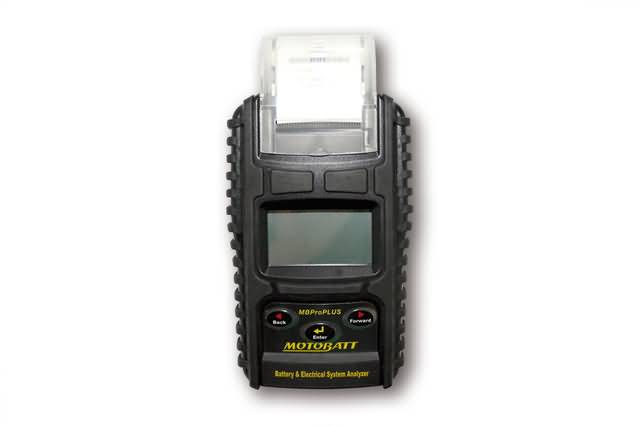 MOTOBATT ACCUTESTER MB PRO PLUS