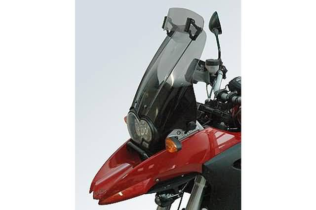 MRA VARIO TOURING RUIT BMW R1200 GS, 05-, SMOKE