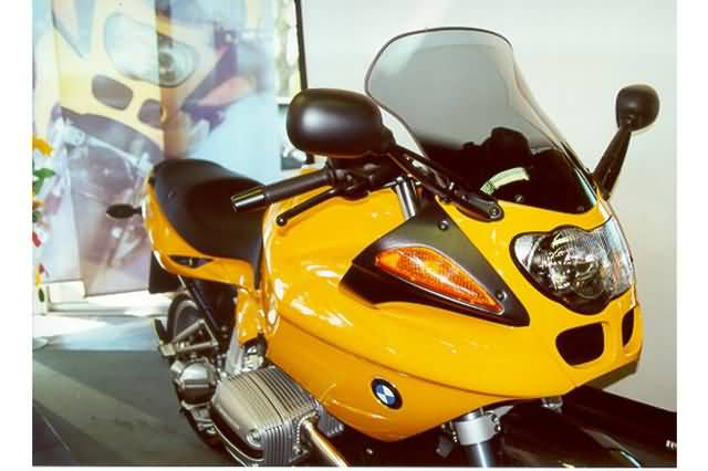 MRA TOURING RUIT T, BMW R 1100 S FROM 1998-, ZWART