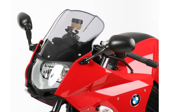 MRA TOURING RUIT T, BMW F 800 S / STALL MODEL, HELDER