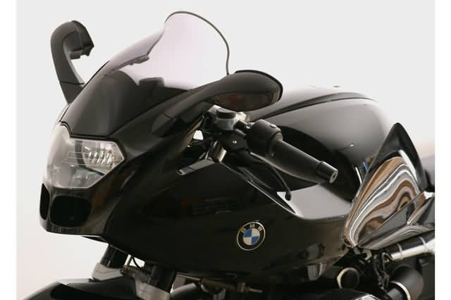 MRA TOURING RUIT BMW R 1200 S, SMOKE 06-