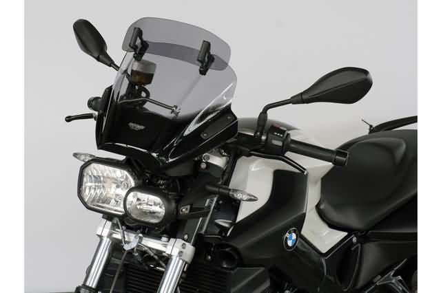 MRA VARIO TOURING RUIT A, BMW F 800 R UP TO 2014, ZWART