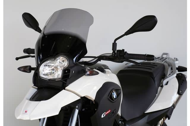 MRA TOURING RUIT T, BMW G 650 GS BJ 2011-, SMOKE