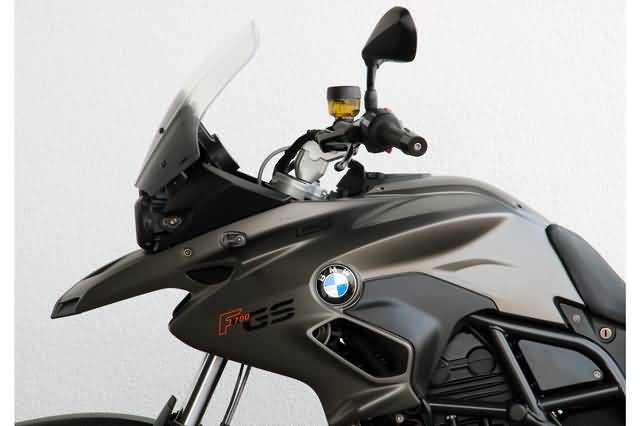MRA TOURING RUIT T, BMW F 700 GS ALL MODEL, ZWART