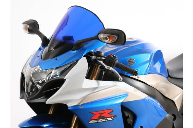 MRA RACING RUIT R, GSX-R1000, 09-15, SMOKE