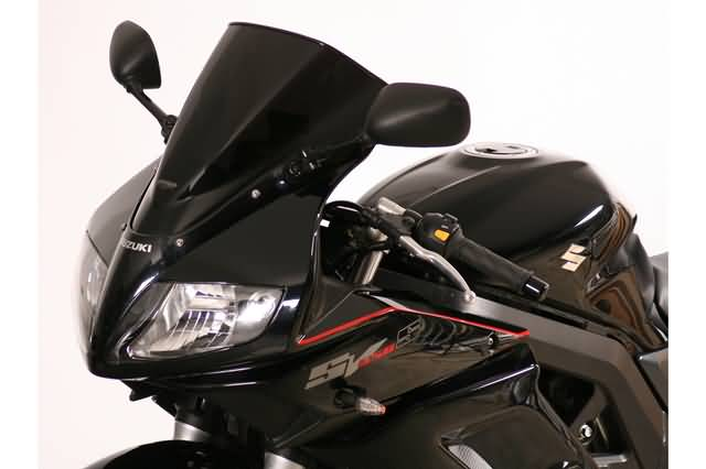 MRA RACING RUIT R, TRIUMPH DAYTONA 675 MODEL BJ 2009-2012, SMOKE