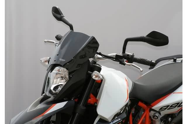 MRA SPORT RUIT SP, KTM 990 SUPERMOTO SM / SMR FROM MODEL BJ 200