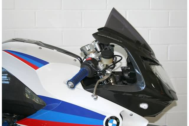 MRA RACING RUIT R, BMW HP2 SPORT FROM MODEL BJ 2007, SMOKE