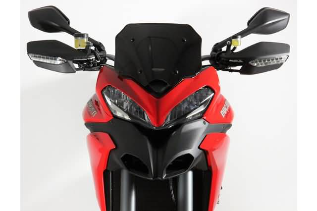 MRA SPORT RUIT SP, DUCATI MULTISTRADA 1200 MODEL BJ 2013-2014,