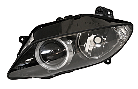 Koplamp YZF-R1 04-06 Links