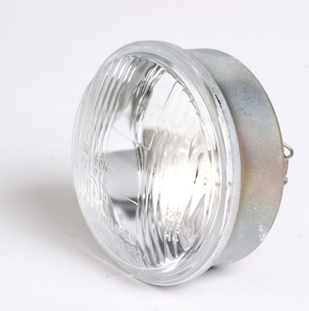 KOPLAMP UNIT 90MM H4