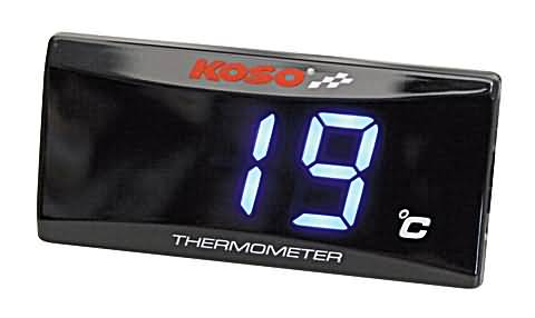KOSO THERMOMETER VOOR OLIE OF WATER TEMP