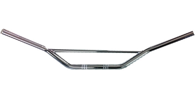 Stuur Model XT500 Chrome