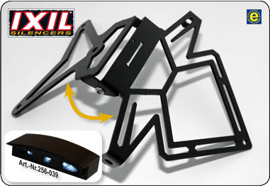 Adjustable Licence Plate Holder CBR600/1000RR