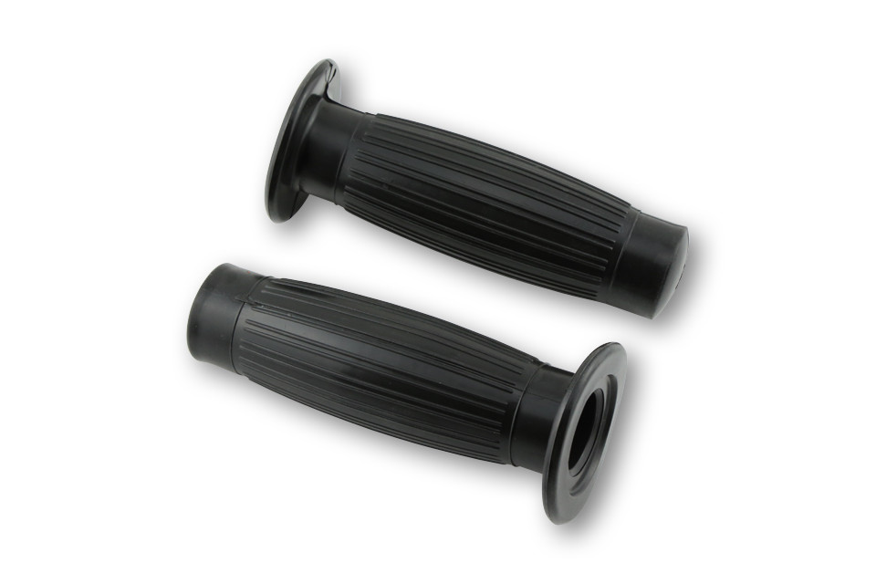 Grips rubber Old Style 22mm black