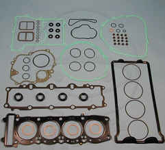 PAKKING SET COMPLEET KAWASAKI ZXR750 91up