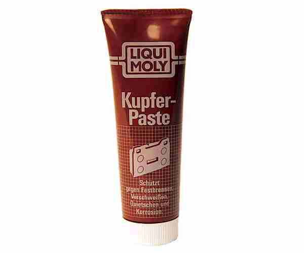 LIQUI MOLY COPPER PASTE 100gr