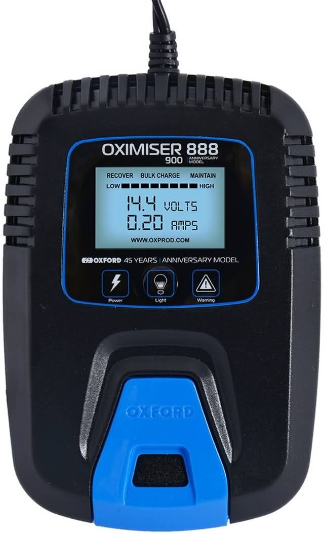 OXIMISER 900 BATTERY SLOW CHARGER