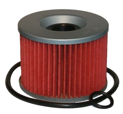 HIFLO OIL FILTER WITH O-RINGS FITS HONDA GL1200 AE AF AG AH 1984-1988