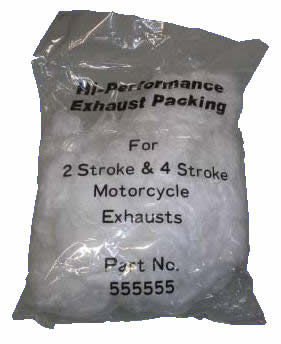 EXHAUST WOOL (EXHAUST PACKING)