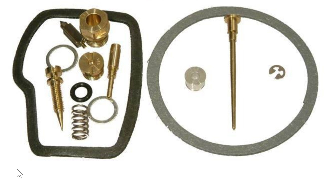CARBURATEUR REPARATIE SET HONDA CB450K 1968>