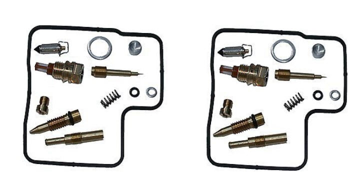 CARBURATEUR REPARATIE SET HONDA VT500C/E