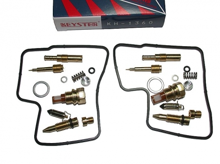 CARBURATEUR REPARATIE SET HONDA XRV650 89-90