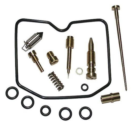 CARBURATEUR REPARATIE SET KAWASAKI KLR600A/B