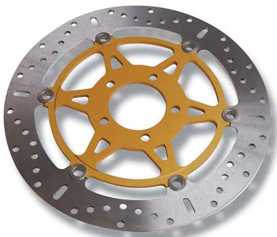 EBC STANDARD REPLACEMENT BRAKE DISC MD1014X