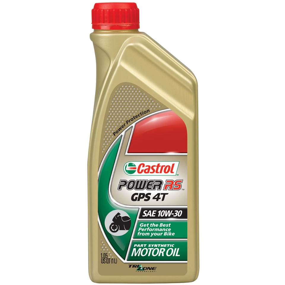CASTROL POWER RS 4T 10W40 1 LITER